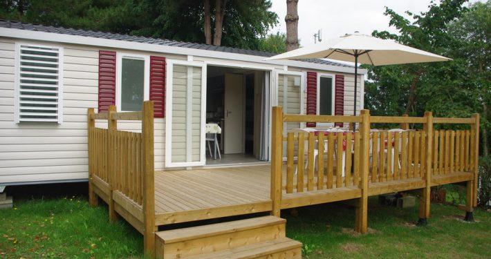 exterieur mobil-home 6 places