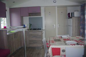 interieur mobil-home 4 places