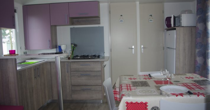 interieur mobil-home 4 places